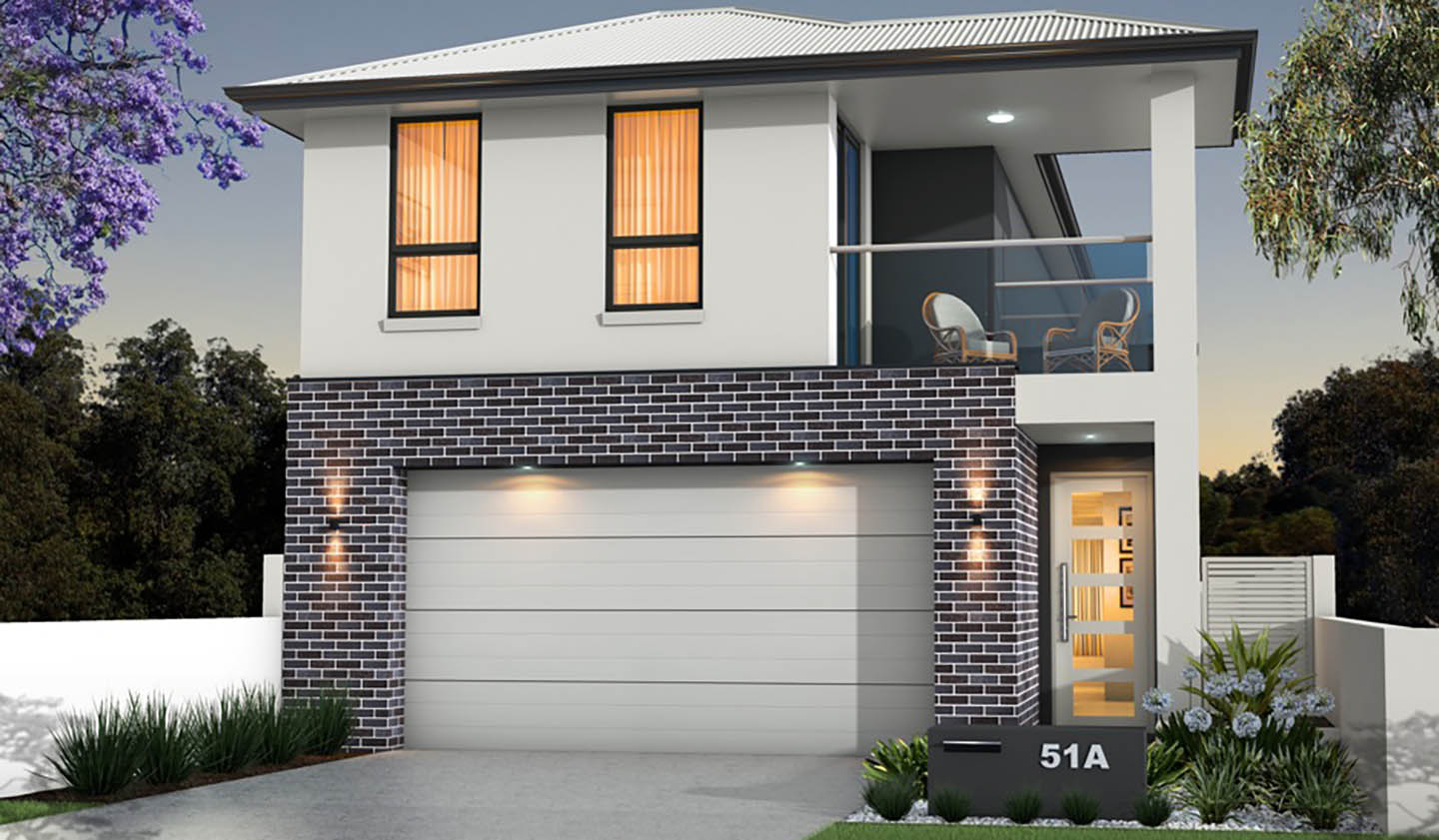 Lot 51 Fife Street Woodville South (Double Storey)