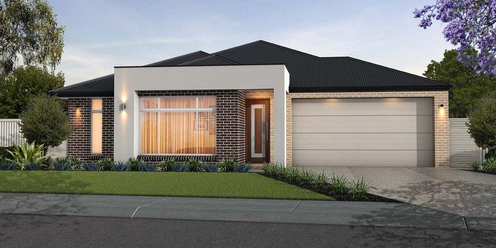 4 Bed Nebraska New Home by Format Homes | New House Builder Adelaide
